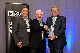 Analog Devices premia i migliori fornitori all'Inaugural Supplier Day 2019