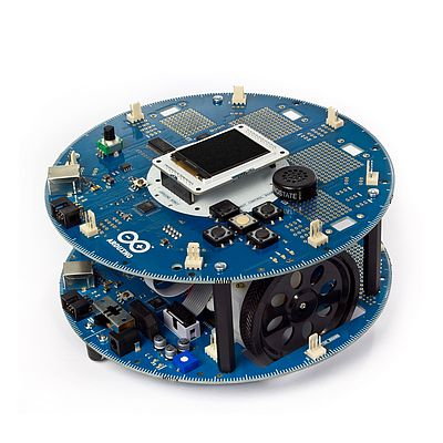 RS Components è sponsor di Hack the Arduino Robot