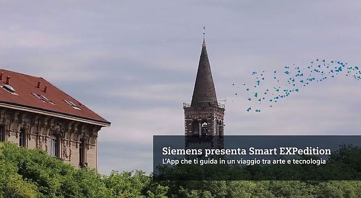 Nasce Smart EXPedition, la nuova App di Siemens dedicata a Expo 2015