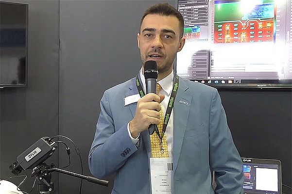 Nicola Genna, Sales Manager di FLIR Systems