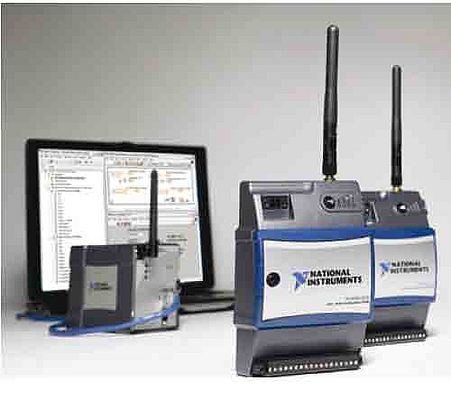 Piattaforma wireless sensor network