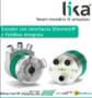 Encoder con interfaccia Ethernet/IP