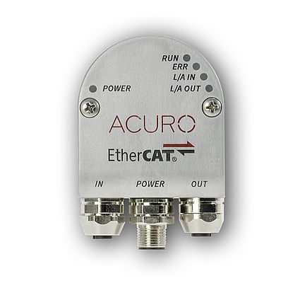 Encoder con interfaccia EtherCAT