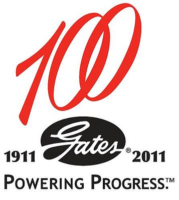 Gates Corporations celebra il 100° anniversario