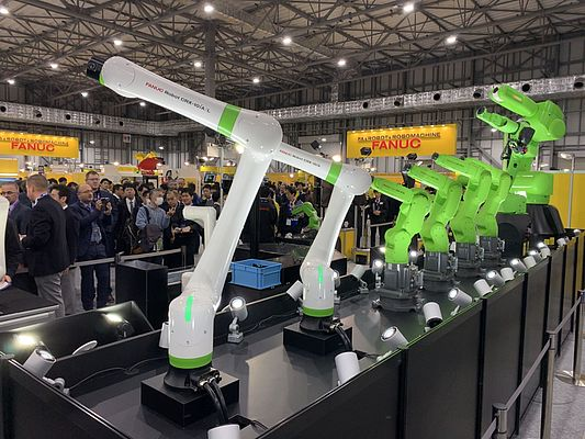 Robot collaborativi CRX