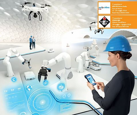 Driving Industry 4ward