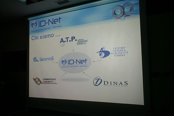 ID-Net Industrial Distribution Network