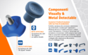 Componenti Visually & Metal Detectable