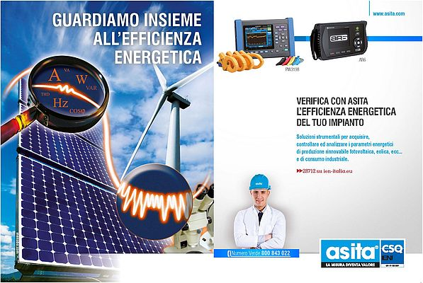 Analizzatori di efficienza energetica