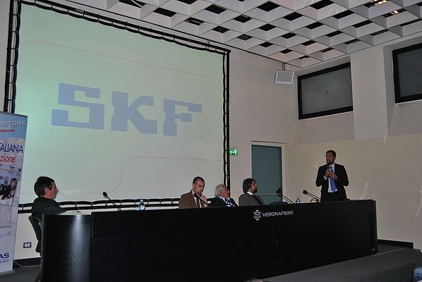 Giovanni Negri, business development manager di SKF