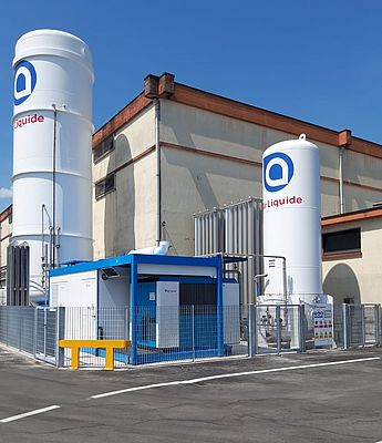Air Liquide e La Marca firmano accordo per fornitura di azoto