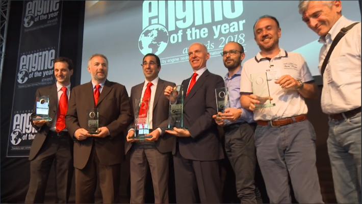 "Federal-Mogul Powetrain contribuisce ai vincitori di ""International Engine of the Year Awards 2018"""