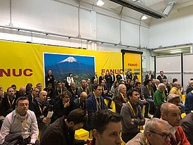L'Industria 4.0 al centro dell'Open House di Fanuc