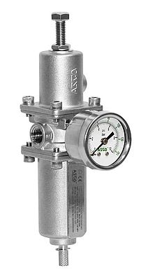 Stainless Steel Filter Regulator