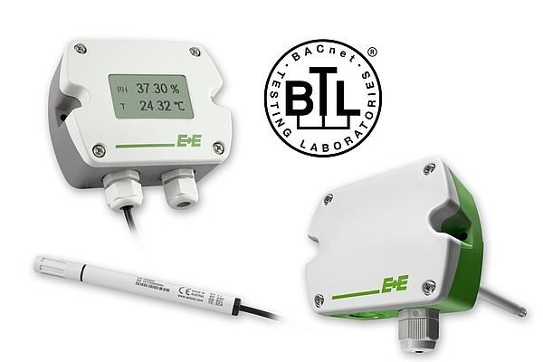Humidity and Temperature Transmitters EE210 and EE160