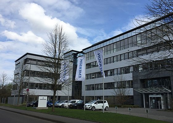 Emerson Automation Solutions Opens a New Office in Langenfeld