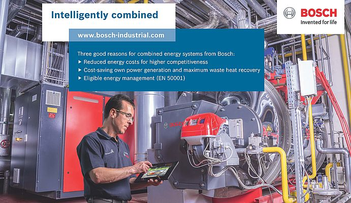 Intelligently Combined Energy System