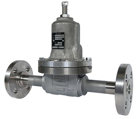 Backpressure regulators/relief valves