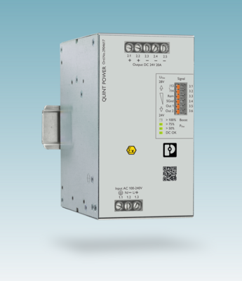 Power Supply With SIL Certification