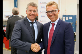 New Global Lubricants Collaboration Agreement Signed