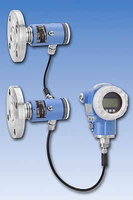 Differential pressure level transmitter