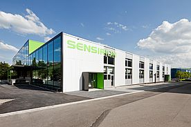 Sensirion Extends Production Capacities