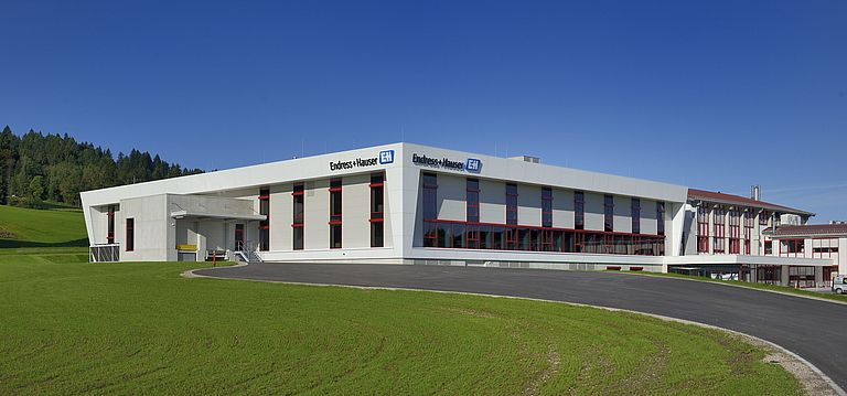 Endress+Hauser expands manufacturing of temperature and system products
