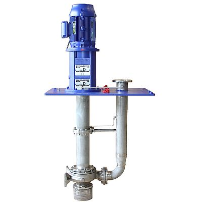 Low-pressure Suspended Pumps
