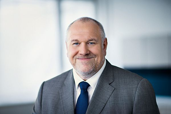 Endress+Hauser CEO Matthias Altendorf