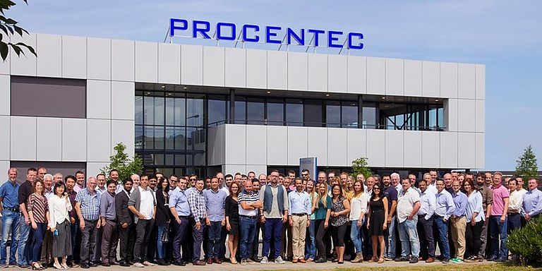 New Office in Manchester for Procentec