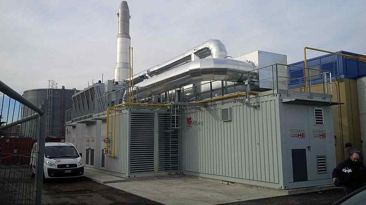 Cogeneration in Pharmaceutical Plants