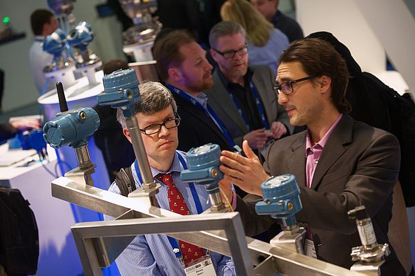 Industry Users Met at the Hague for the 2018 Emerson Exchange
