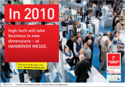 Hannover Messe, 19-23 April 2010