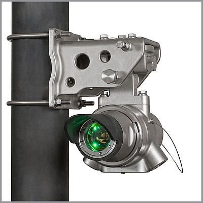 Line-of-Sight IR Gas Detector