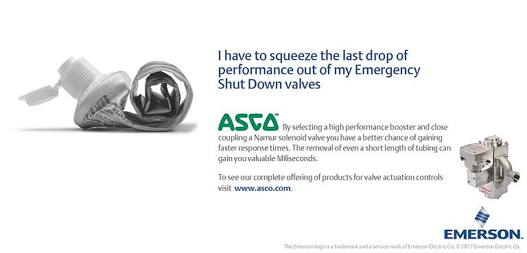 Emergency Shut Down Valves