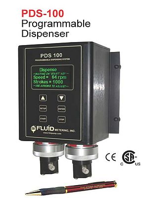 Dispensing Programmable System PDS100
