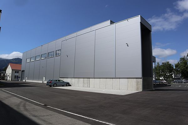Including the exterior, the area that the test center is housed on spans over 3,000 square meters