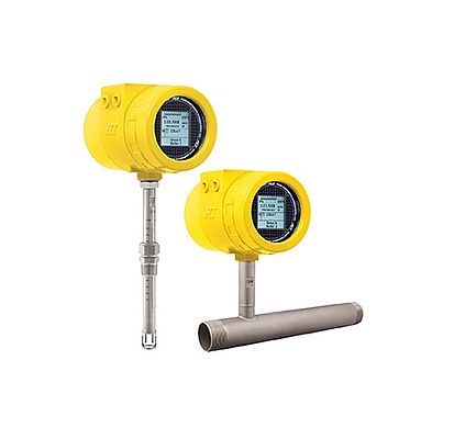 Rugged Thermal Mass Flow Meter Series