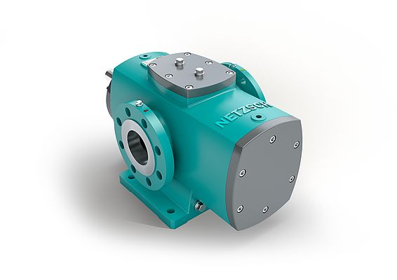 NOTOS multi screw pumps, here the 3 NS, are used around the FPSO ship's storage tanks.