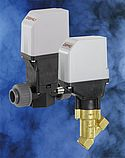New motorized actuator for linear valves