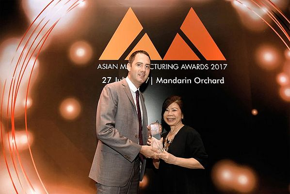 Werum IT Solutions Honored at Asian Manufacturing Awards