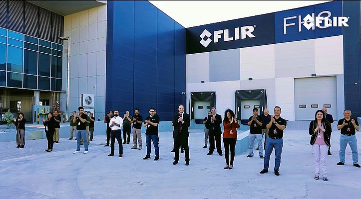 FLIR Strengthens Service Structure in the Middle East