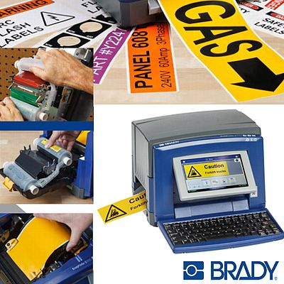 Easily Print Durable Signs to Increase Safety & Efficiency
