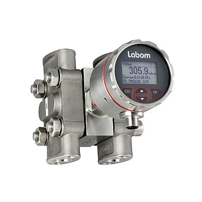 Robust Differential Pressure Transmitter