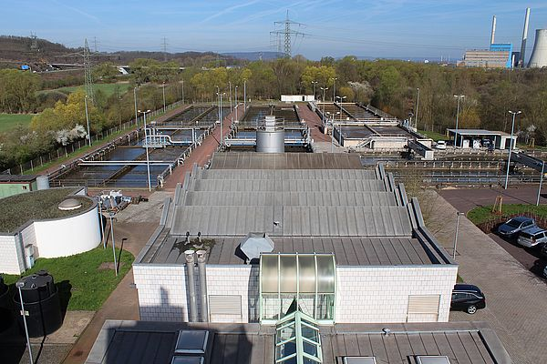 Gear Motors Save Energy and Improve Reliability in Municipal Wastewater Treatment
