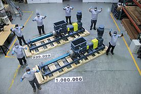 1,000,000th Pump Delivered to Customer