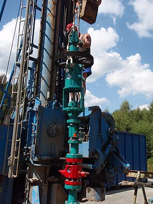 Downhole Progressing Cavity Pump for Extraction of Saturated Brine