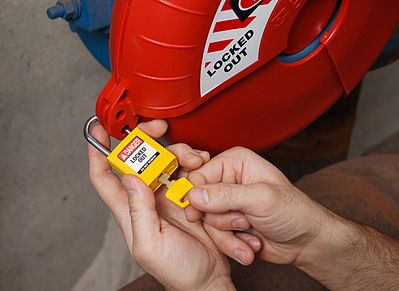Achieve the Highest Lockout/Tagout Safety with Highly Innovative SafeKey Lockout Padlocks
