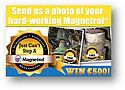 "Magnetrol Communicates the Start of the ""Just Can't Stop a Magnetrol"" Contest"