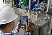 Mobile App for Radar Level Transmitter Configuration